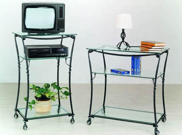 Carrelli Porta Tv In Ferro Battuto.Librerie Etagere Carrelli Porta Tv Scrivanie Angoliere Stand