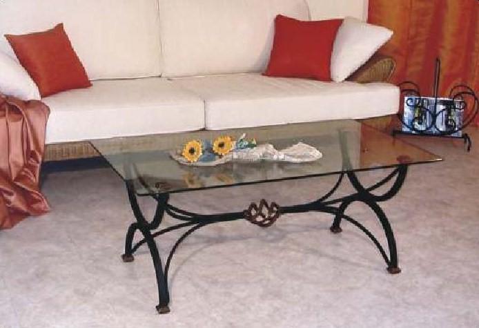 Tavolini kenny for Tavolini in ferro battuto per esterni