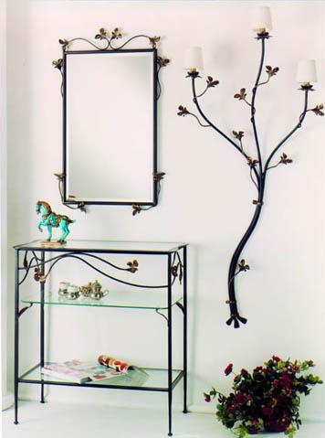 specchi e console d 39 ingresso sanremo. Black Bedroom Furniture Sets. Home Design Ideas