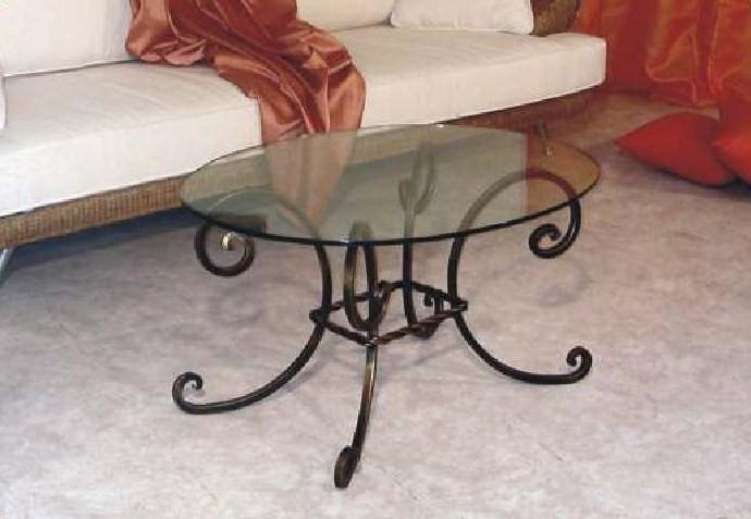 Tavolini dragon for Salotti in ferro battuto per esterni